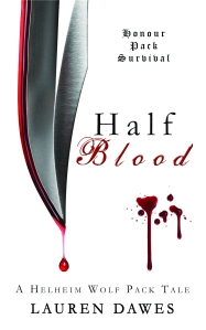 Half Blood COVER
