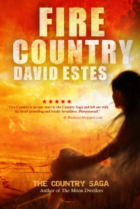 Fire Country by David Estes ebooksm