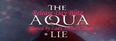 The Aqua Lie Banner