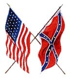 US_and_Confederate_Flags